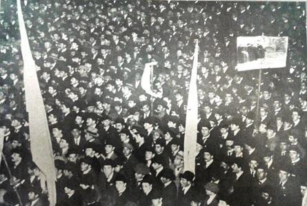 Acto del 23 de junio de 1918 en Córdoba